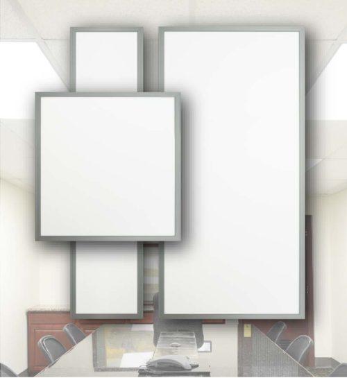 Flat Panel Troffers